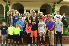 EWC Youth Trip to DollyWood - 2015
