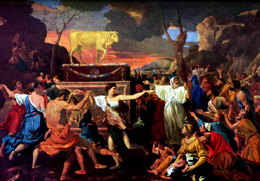 RESURRECTION OF THE GOLDEN CALF