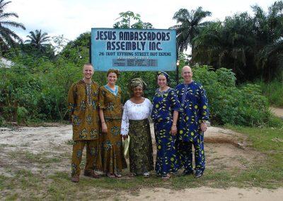 Nigeria, 2009
