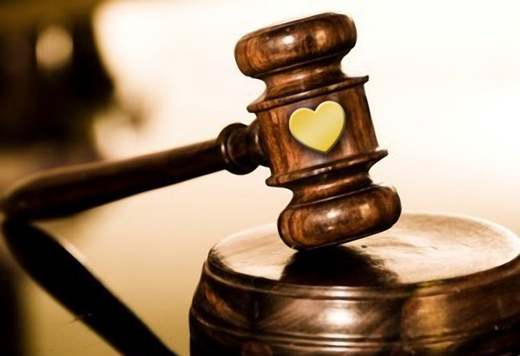 JUDGMENTAL LOVE