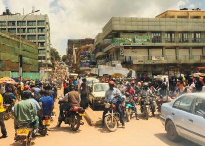 Uganda, October 2017