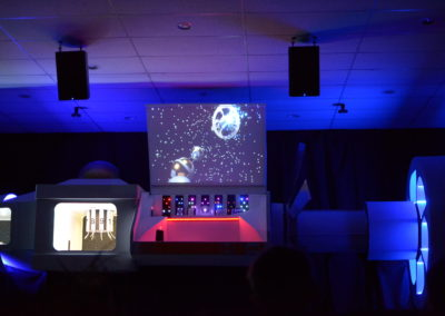 VBS Space Ship