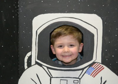 VBS Astronaut in Training