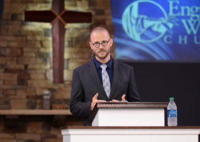 Pastor Chris Sep 2018
