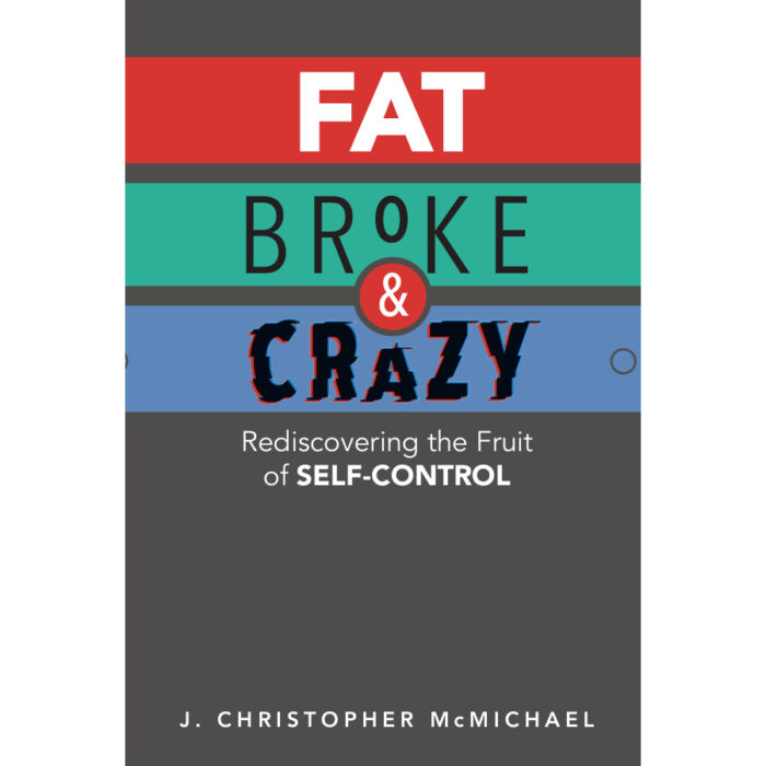 Fat Broke and Crazy Front Square